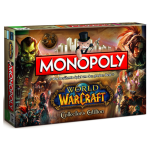 Monopoly: World of Warcraft Collector's Edition Boardgame