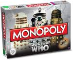 Monopoly: Dr. Who Edition 50th Anniversary Collector's Edition Boardgame
