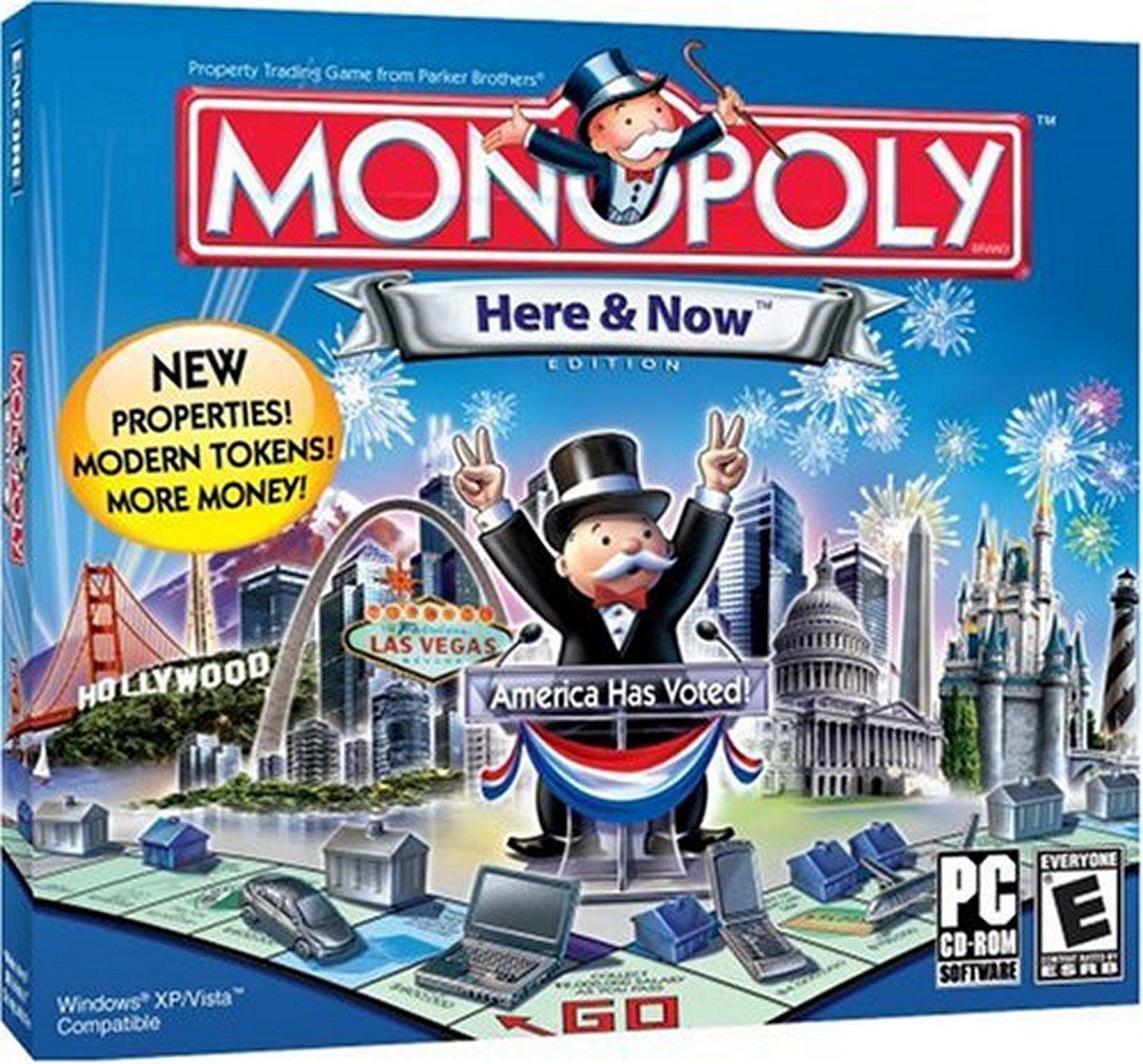 Monopoly Here And Now Edition Board Games Messiah