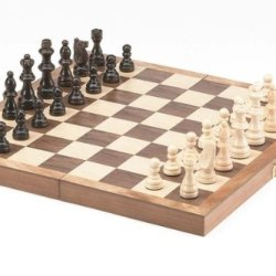 15″ Standard Wooden Chess Set