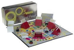 Trivial Pursuit 1990's Edition Board Game