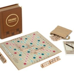 Scrabble: Winning Solutions Library Classic Edition Boardgame