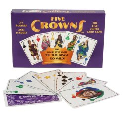 Five Crowns Card Games - Boardgame