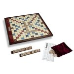 Giant Deluxe Scrabble Board Game