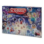 Scrabble: Disney Theme Park Edition Board Game
