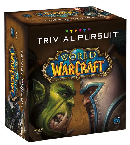Trivial Pursuit: World of Warcraft Edition Board Game