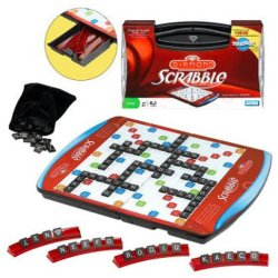 Scrabble Diamond Anniversary Edition Board Game