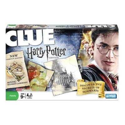 Clue: Harry Potter Edition Boardgame