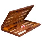 Backgammon Board Game Set 17″