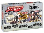 Scrabble: The Beatles Edition Board Game