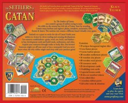 The Settlers of Catan Boardgame