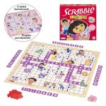 Scrabble Junior: Dora The Explorer Edition Boardgame