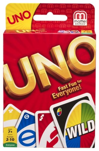 Uno Card Game – Boardgame