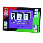 Set The Family Card Game Of Visual Perception Boardgame
