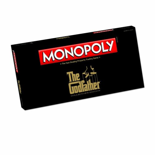 Monopoly The Godfather Edition Board Game