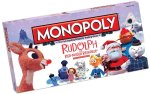 Monopoly: Rudolph The Red-Nosed Reindeer Collector's Edition