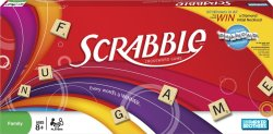 Scrabble Crossword Board Game