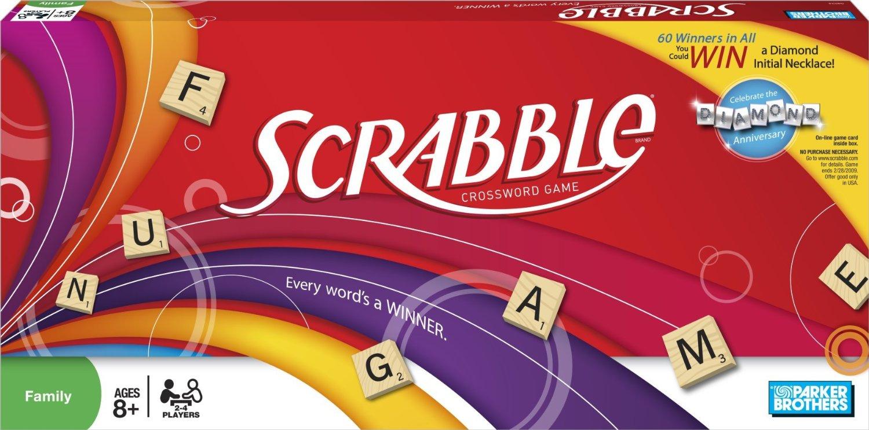 Scrabble Crossword Board Game Board Games Messiah