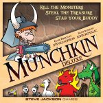 Munchkin Deluxe Board Game