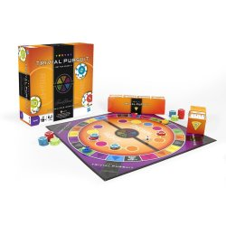Trivial Pursuit Bet You Know It Edition Board Game