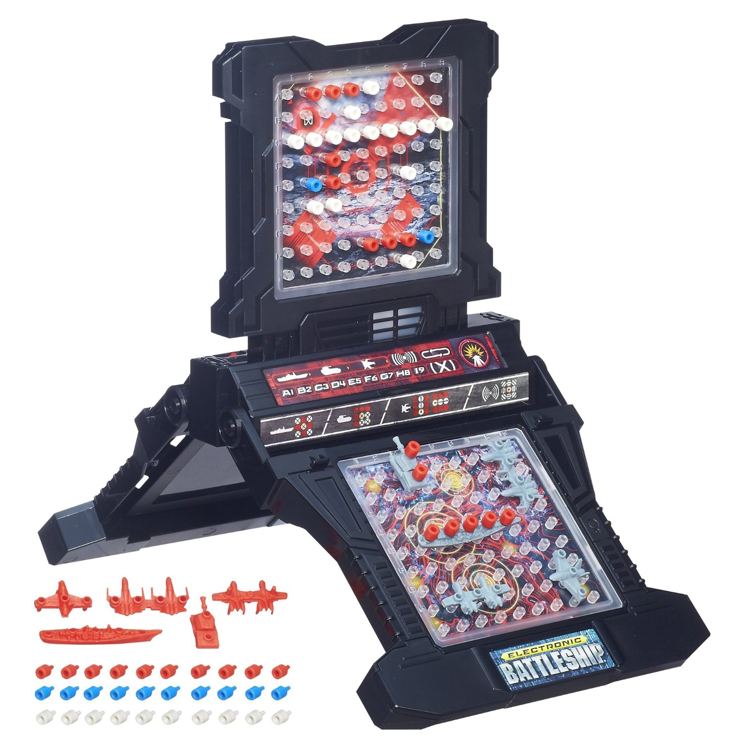 Electronic Table Games