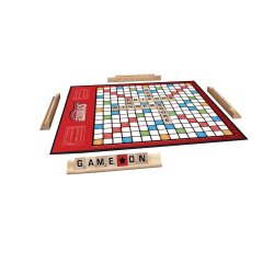 Hasbro Scrabble Crossword Game with Power Tiles