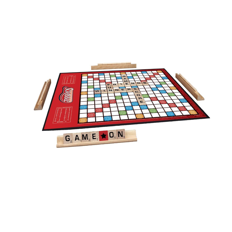 Hasbro Scrabble Crossword Game With Power Tiles Board