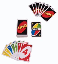 Uno Card Game - Boardgame