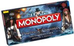 Monopoly: Pirates of the Caribbean Edition Boardgame