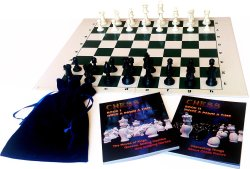 Chess: Once A Pawn A Time Chess Set