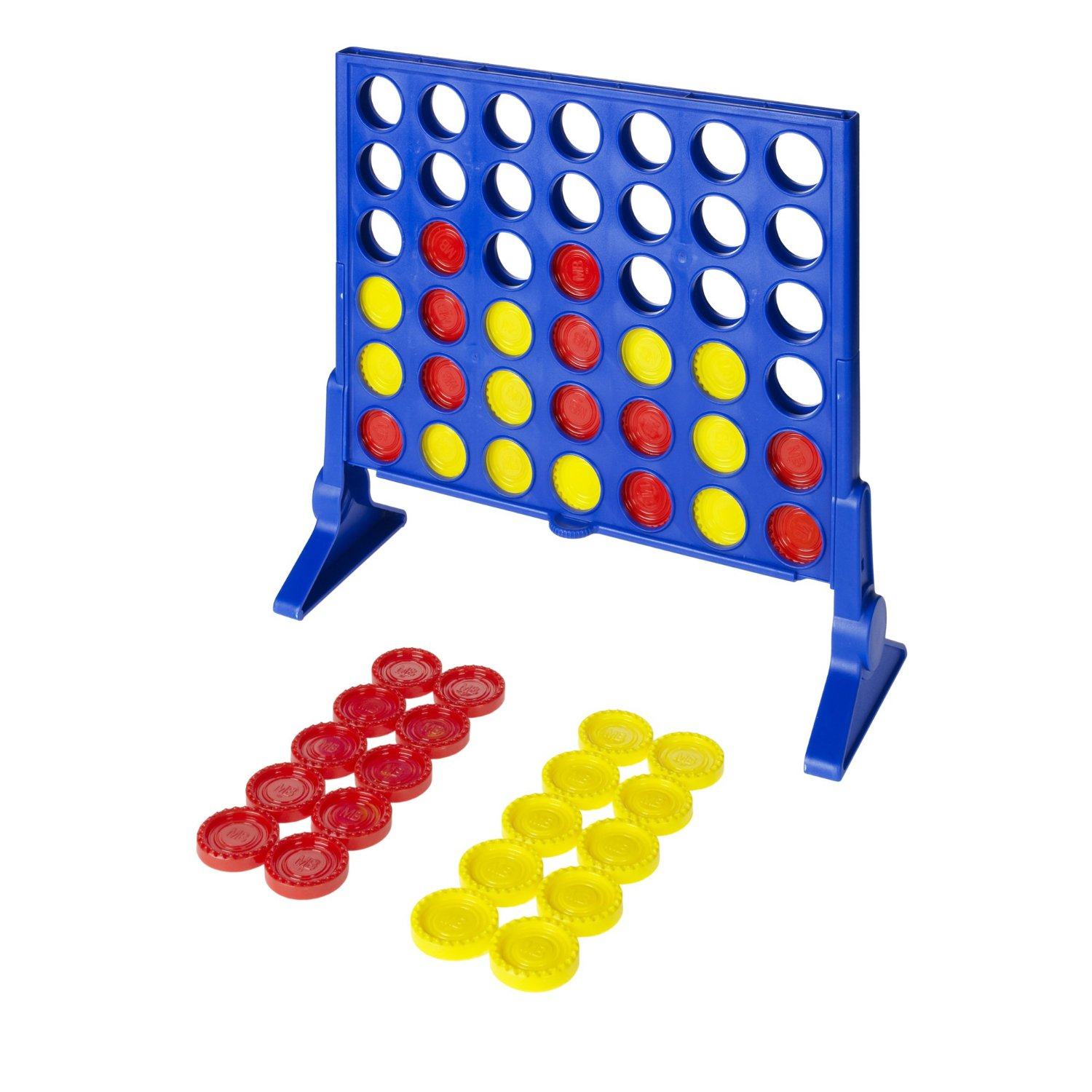Connect 4 Classic Grid Game Board Games Messiah