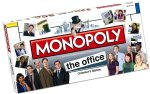 Monopoly: The Office Edition Board Game