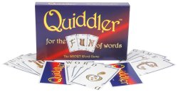 Quiddler Card Game - boardgame