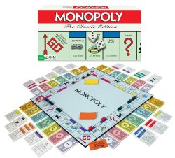 Monopoly – The Classic Edition Boardgame