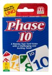 Phase 10 Card Game Boardgame