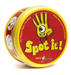 Spot It Family Card Game - Boardgame