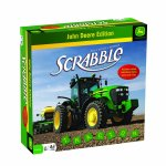 Scrabble: John Deere Edition Board Game,