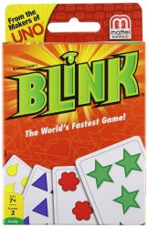 Blink Card Game The World's Fastest Card Game - Boardgame