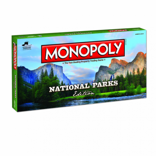 Monopoly: National Parks Limited Edition Board Game