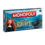 Monopoly: Brave Collector's Edition Boardgame