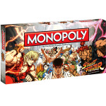 Monopoly: Street Fighter Collectors Edition Boardgame
