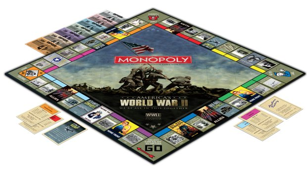 how to play monopoly world edition