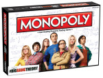 The Big Bang Theory Monopoly Boardgame