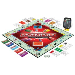 Monopoly Electronic Banking Boardgame