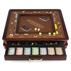Monopoly Luxury Edition Boardgame