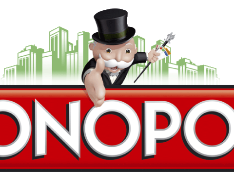monopoly board game logo