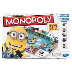 Monopoly Despicable Me 2 Boardgame